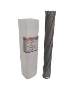 MagDrill 18mm x 110mm TCT Cutter