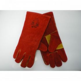 SWP 1942  Welders Reinforced Gauntlets  - One Size