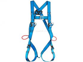 Climax 21-C Fire Retardent Fall Arrest Work Harness