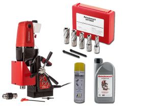 Rotabroach Element 40 KIT 1 - RAPK2000 Cutter Kit with Lubricants
