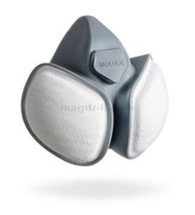 Moldex 5430 - Compact Mask Semi Disposable P3 Half Mask Respirator