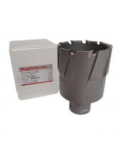 MagDrill 65MM LONG  TCT CUTTER - (Large Weldon Shank)