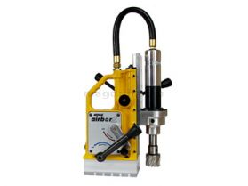 Unibor Airbor 2 Pneumatic Magnetic Drilling Machine 50mm Diameter x 50 Depth