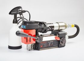 JEI AirBeast Airforce 35 Magnetic Drilling Machine 35mm Diameter x 25mm Depth