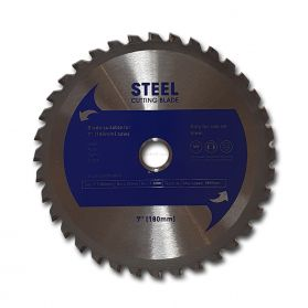 TCT Circular Saw Blade For Steel 180mm x 36T
