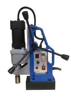 Unibor E100FR Magnetic Drill and Tapping Machine
