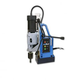 Unibor Unitap E100FRPLUS Magnetic Drilling and Tapping Machine 130mm Diameter