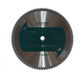 "14"" TCT CIRCULAR SAW BLADE FOR ALUMINIUM 355MM X 80T"