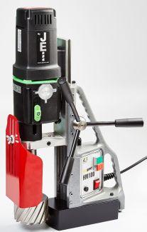 JEI HM100 3A4 MagBeast Magnetic Drilling Machine 100mm Diameter x 150mm Depth