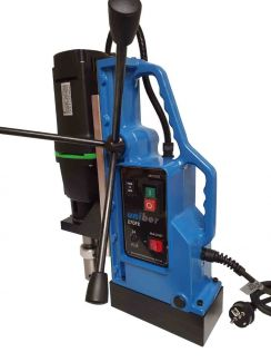 Unibor E70FR MAGNETIC DRILL and  TAPPING MACHINE 240V  70MM Capacity