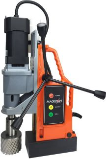 MAGTRON MBE100 MAGNETIC DRILL 110V - 100MM Capacity