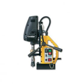 Powerbor PB35 FRV 110V Magnetic Drilling and Tapping Machine - Ideal for Box Section