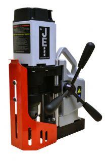 JEI JM201 MiniBeast (Slugger) Magnetic Drilling Machine 35mm Diameter x 50mm Depth