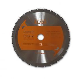 "9"" TCT MULTI-PURPOSE CIRCULAR SAW BLADE 230MM X 26T"