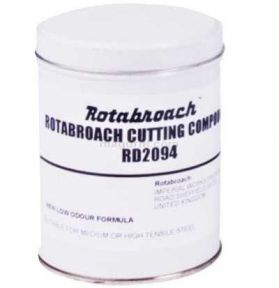 Rotabroach Cutting Compound Paste 0.5KG Tin
