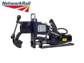 Rotabroach Rhino E 110v Electric Rail Drilling Machine 40mm Diameter