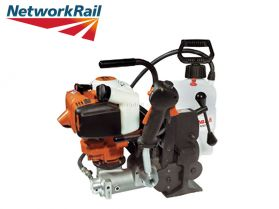 Rotabroach Rhino 2 Two Stroke Petrol Rail Drilling Machine 36mm Diameter