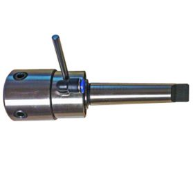 No 3 Morse Taper Arbor With Coolant 32mm Shank. For up to 100mm depth of cut.