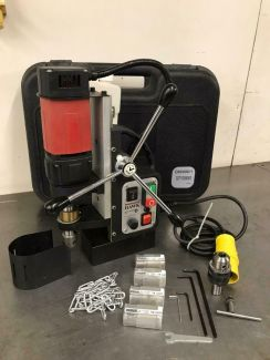 Rotabroach Hawk Magnetic Drilling & Tapping Machine 32mm 110v