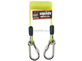 SQUIDS 3130S Coiled Cable Tool Lanyard