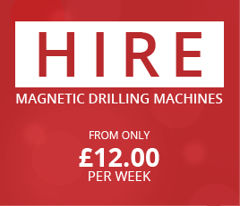 Hire Magnetic Drilling Machines