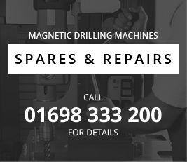 Magnetic Drilling Machines Spares and Repairs